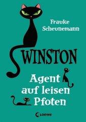 Winston - Agent auf leisen Pfoten Cover