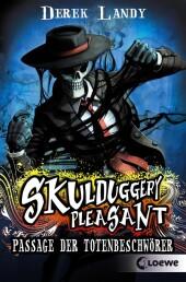 Skulduggery Pleasant - Passage der Totenbeschwörer Cover