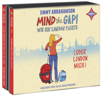 Mind the Gap! Wie ich London packte (oder London mich), 3 Audio-CDs