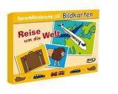 """Sprachförderung mit Bildkarten """"Reise um die Welt"""" Cover"""