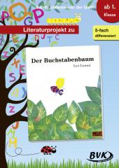 Literaturprojekt zu Der Buchstabenbaum; . Cover