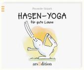 Hasen-Yoga für gute Laune Cover
