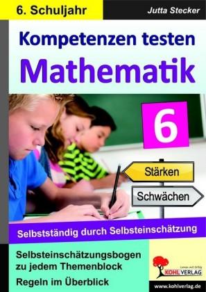 Selbstständig durch Selbsteinschätzung im Mathematikunterricht 6. Schuljahr
