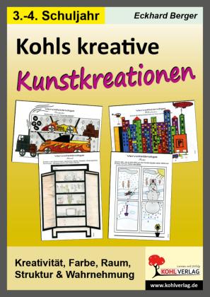 Kohls kreative Kunstkreationen für das 3.-4. Schuljahr