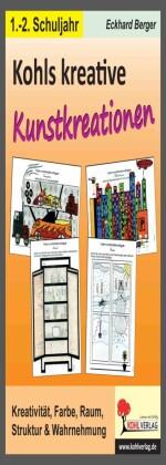 Kohls kreative Kunstkreationen für das 1.-2. Schuljahr