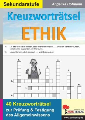 Kreuzworträtsel Ethik