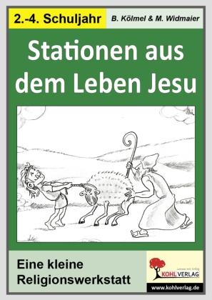 Stationen aus dem Leben Jesu