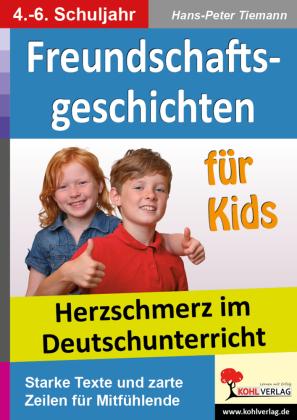Freundschaftsgeschichten für Kids
