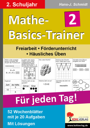 Mathe-Basics-Trainer / Klasse 2