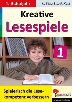 Kreative Lesespiele zur Verbesserung der Lesekompetenz 1