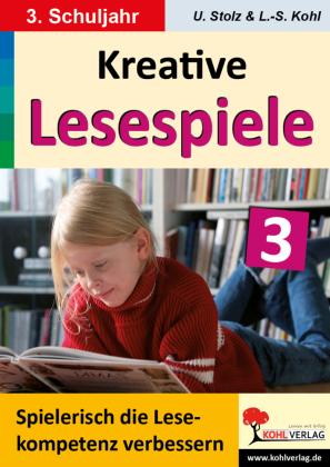 Kreative Lesespiele zur Verbesserung der Lesekompetenz 3