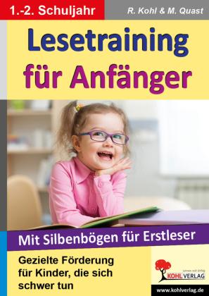 Lesetraining für Anfänger