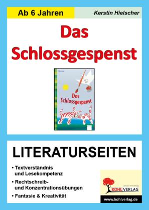 Das Schlossgespenst - Literaturseiten