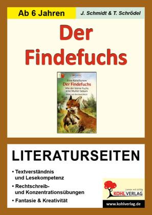 Der Findefuchs - Literaturseiten