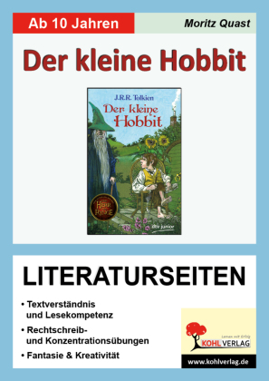 Der kleine Hobbit - Literaturseiten