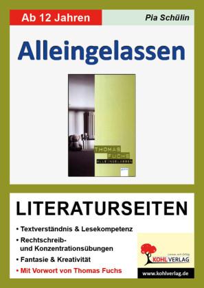 Alleingelassen - Literaturseiten