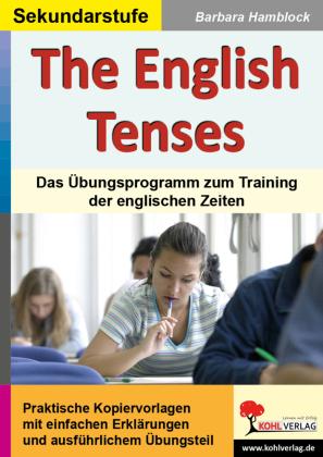 The English Tenses