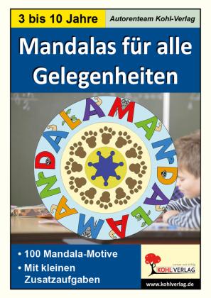 Mandalas für alle Gelegenheiten