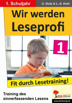 Wir werden Leseprofi / Klasse 1