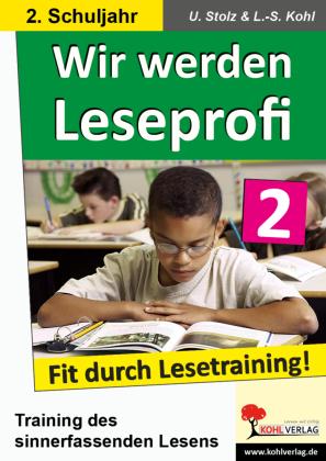 Wir werden Leseprofi / Klasse 2
