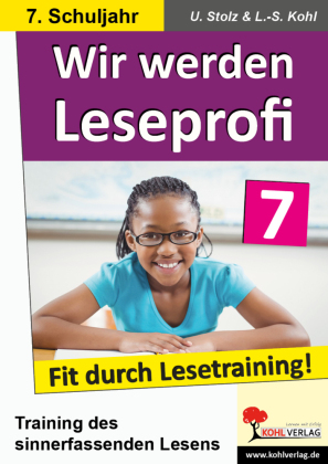 Wir werden Leseprofi / Klasse 7