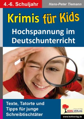 Krimis für Kids