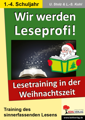 Wir werden Leseprofi! - Grundschule