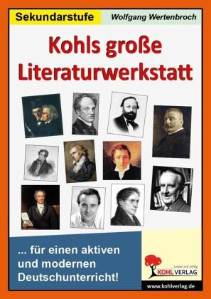 Kohls große Literaturwerkstatt