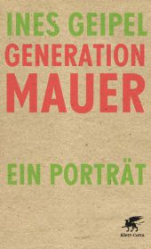 Generation Mauer Cover