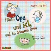 Mein Opa und ich und das Schwein Oma, 1 Audio-CD