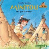 Minitou: Der große Indianer, 1 Audio-CD Cover