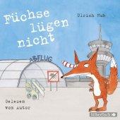 Füchse lügen nicht, 2 Audio-CDs Cover