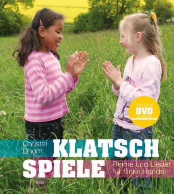 Klatschspiele, m. DVD