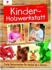 Kinder-Holzwerkstatt Cover