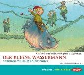 Der kleine Wassermann - Sommerfest im Mühlenweiher, 1 Audio-CD