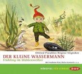 Der kleine Wassermann - Frühling im Mühlenweiher, 1 Audio-CD