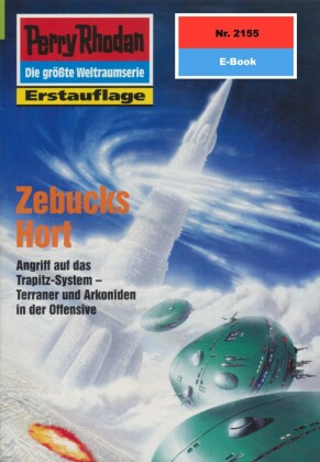 Perry Rhodan 2155: Zebucks Hort