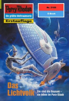 Perry Rhodan 2169: Das Lichtvolk
