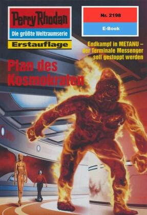 Perry Rhodan 2198: Plan des Kosmokraten