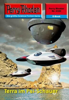 Perry Rhodan 2320: Terra im Psi-Schauer