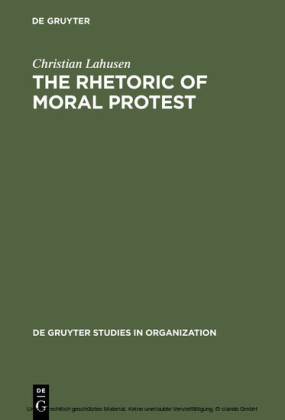 The Rhetoric of Moral Protest