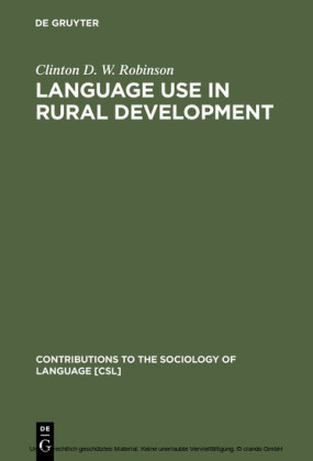 Language Use in Rural Development
