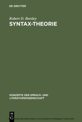 Syntax-Theorie