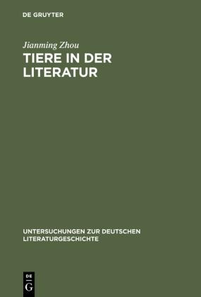 Tiere in der Literatur