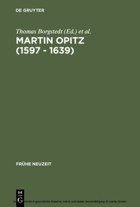 Martin Opitz (1597 - 1639)
