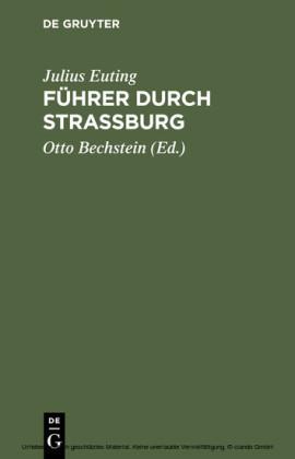 Führer durch Strassburg