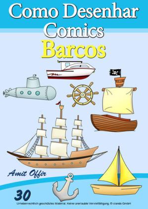 Como Desenhar Comics: Barcos