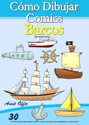 Cómo Dibujar Comics: Barcos