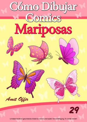 Cómo Dibujar Comics: Mariposas