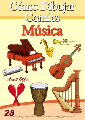Cómo Dibujar Comics: Música